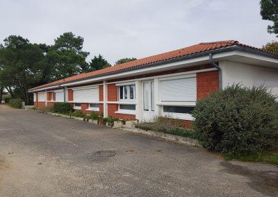 Projet des écoles du Betey et Ferry - école du Betey, Andernos